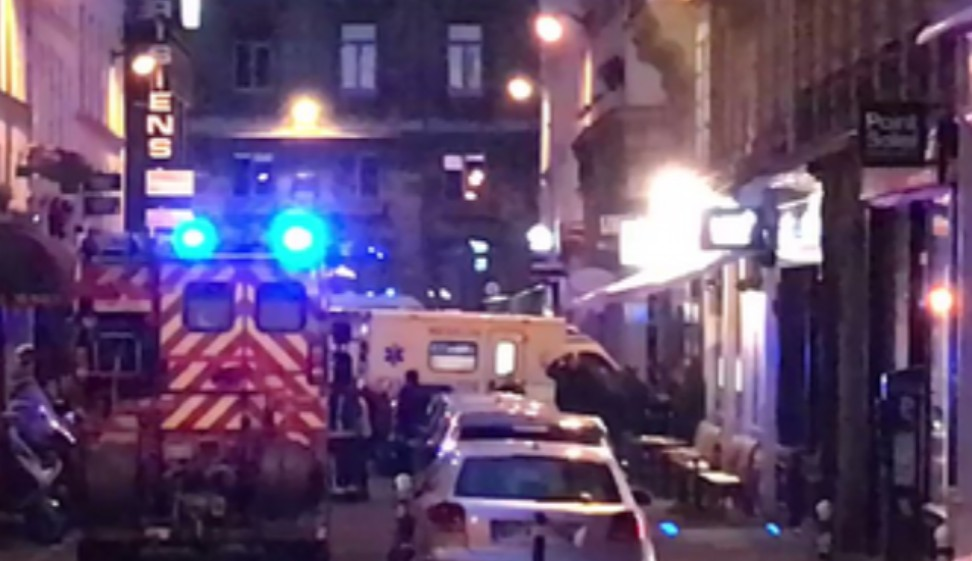 Aggression with the knife in the second district of Paris: a death and four wounded, attacking it killed