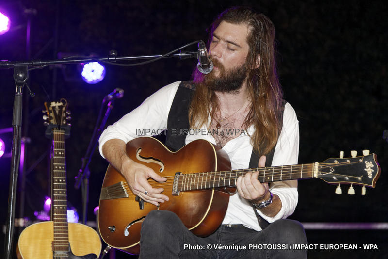 The Night of the Guitar with Jack Broadbent in Agde