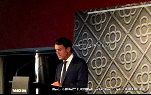 Barcelona: Manuel Valls officializes his candidature for the local elections