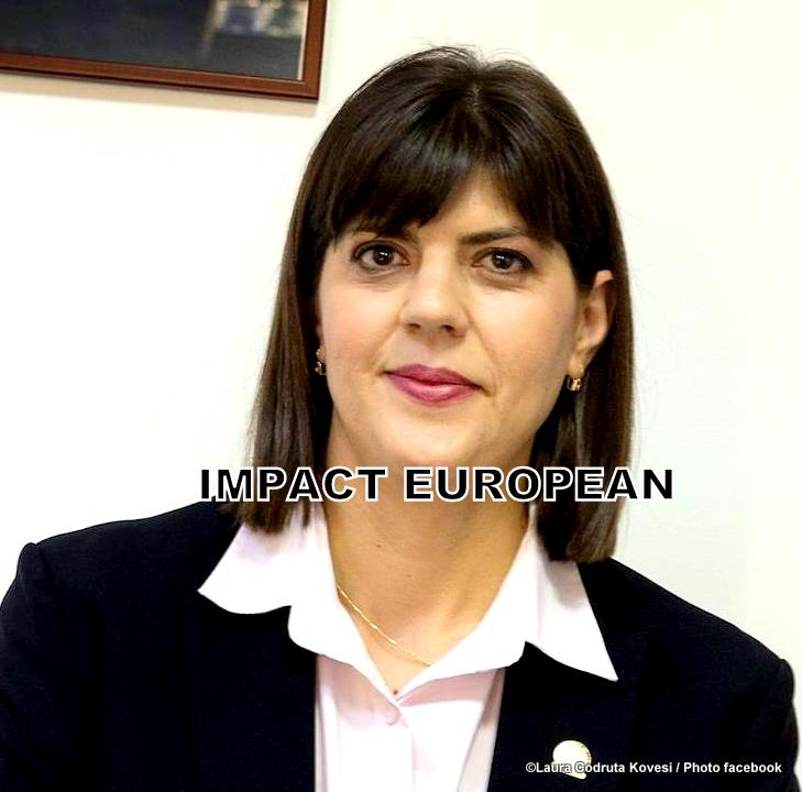 The iron lady of Romania will become the finished product of European justice …