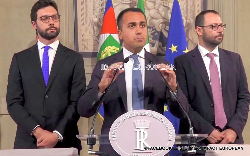 "Italy: ""An agreement found"" for the 5 Stars and the Democratic Party to form a new government without the League"