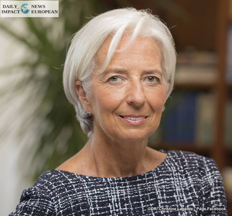 Christine Lagarde, head of the ECB: decision scheduled for mid-October