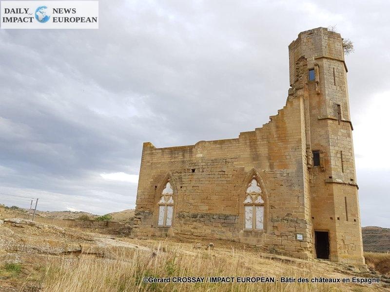 """Castles in Spain"": unfeasible projects"