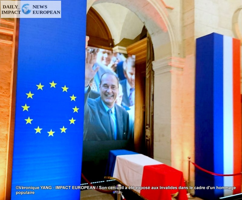 The French Reunited to Honor Chirac's Memory