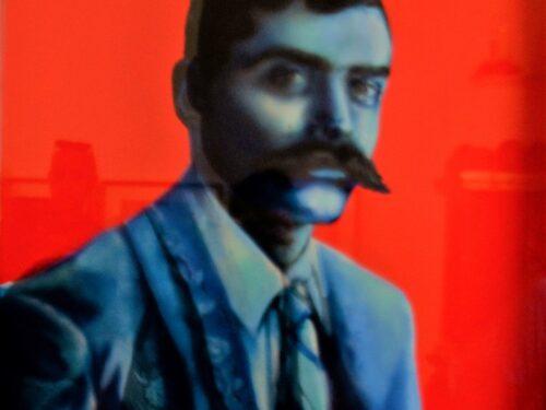 Zapata Distrupter: 3rd exhibition of Rubico