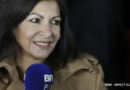 Anne Hidalgo represents herself in Paris